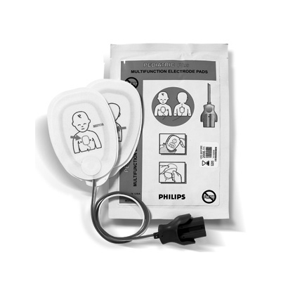 Philips Multifunction Electrode Pads Pediatric Plus